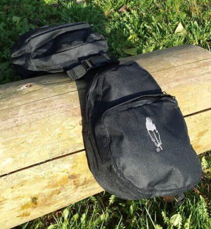 передние сёдельные сумки