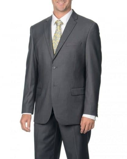 charcoal Suit Slim Fit