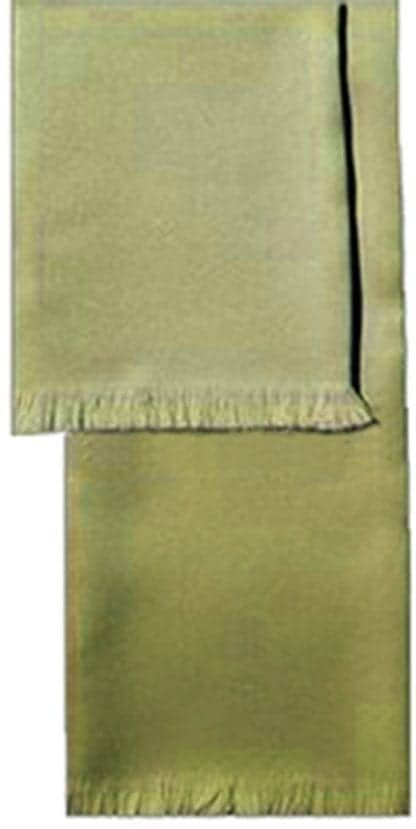 Scarf SAGE GREEN Poly Satin Scarf