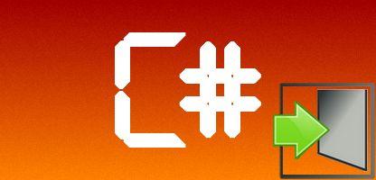 Identification en C#