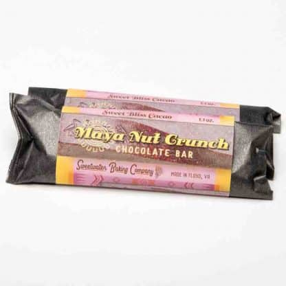 Maya Nut Crunch Chocolate Bar