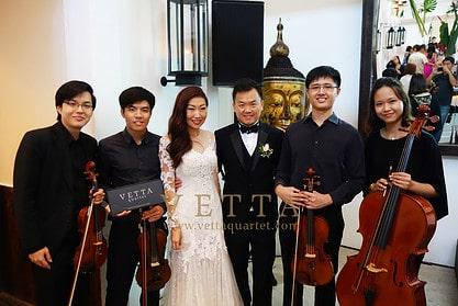 Wee Lee's Wedding at Tamarind Hill
