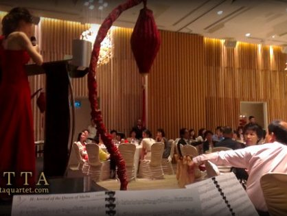 Church Wedding (AOG Bukit Batok), Wedding Dinner (Movenpick Sentosa)