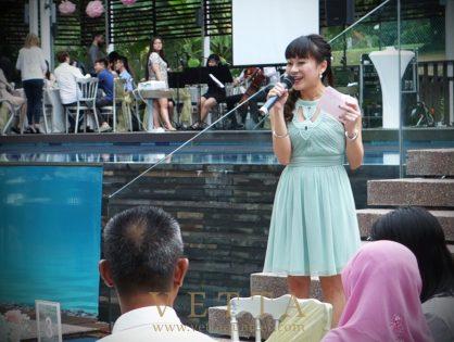 Herman's Wedding at Village Hotel @ Changi
