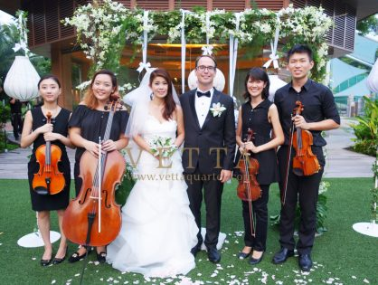 Emerlyn's Wedding at Equarius Hotel