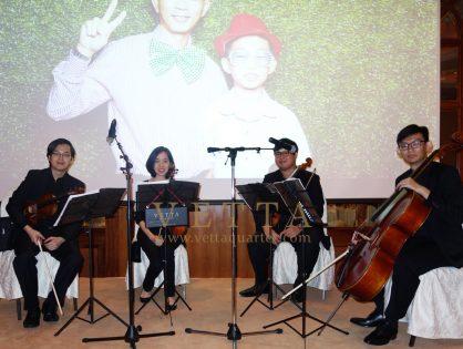 Siong Onn's Wedding at Raffles Town Club
