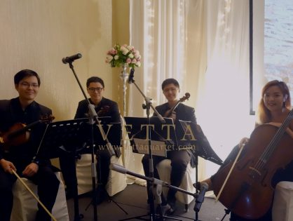 Lydia's Wedding at Mandarin Oriental