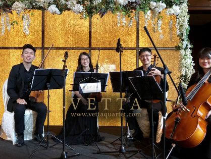 Emily's Wedding at Singapore Island Country Club