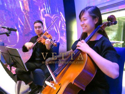 Yuxi and Elton's Wedding at JW Marriott Singapore South Beach