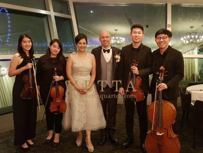 Forrest's Wedding at Forlino