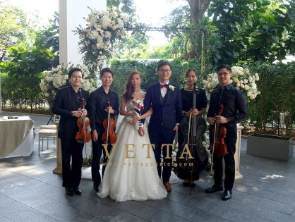 Jason's Wedding at Capella Grand Ballroom