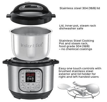 Instant Pot Duo Mini 3
