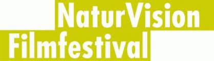 Das Bild zeigt das Logo vom NaturVision Filmfestival in Ludwigsburg