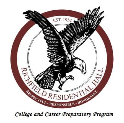 Richfield Residential Hall Logo