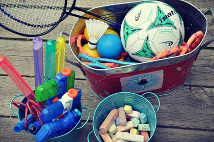 Brilliant Backyard Organization Hacks