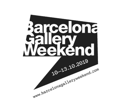 Barcelona Gallery Weekend logo