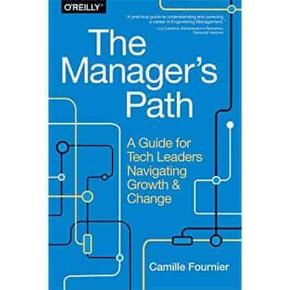 camille fournier the manager's path - BEST BOOKS FOR NEW MANAGERS