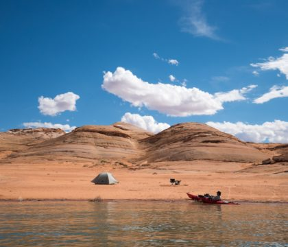 GEAR LIST OVERNIGHT KAYAK TRIP LAKE POWELL