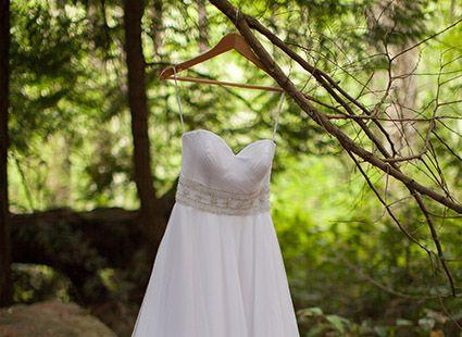 Wedding photos at Lakedale