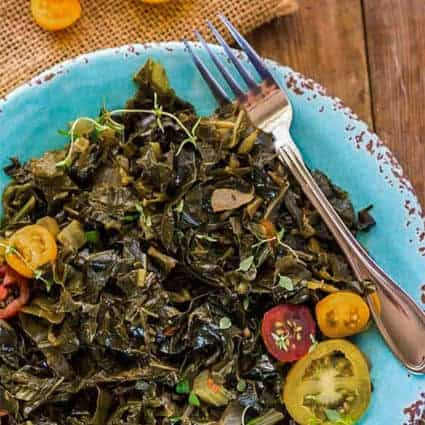 Vegan Southern-Style Collard Greens