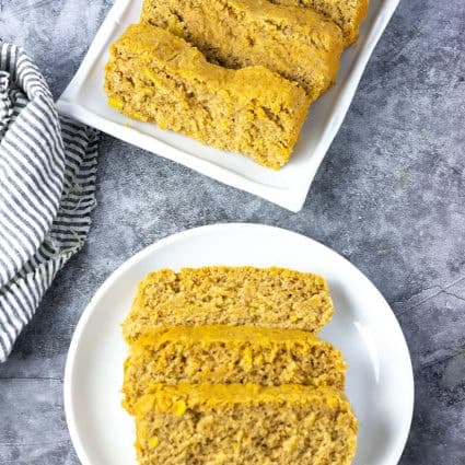 Vegan Plantain Bread