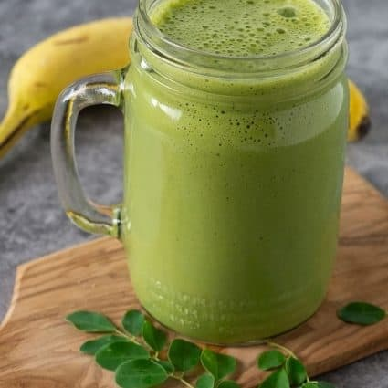 Moringa Smoothie Recipe
