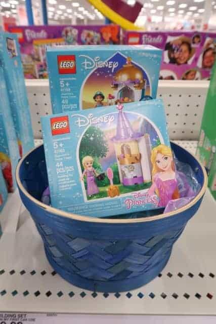 LEGO Disney Princess Easter Basket