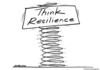 image of think resilience