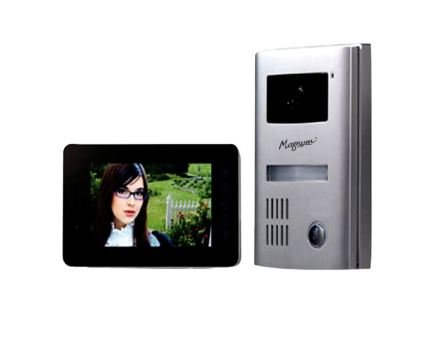 Magnum Video Door Phone With Color / LCD