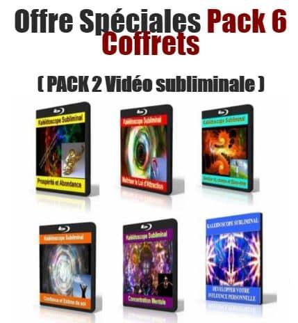 6 vidéo messages subliminaux