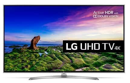 LG UJ750 4K