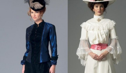 The Best Victorian Dress Patterns February, 2020