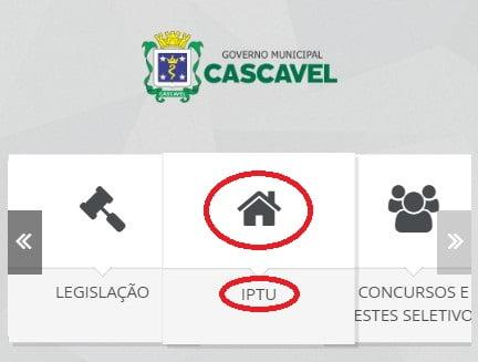 2ª Via IPTU Cascavel PR