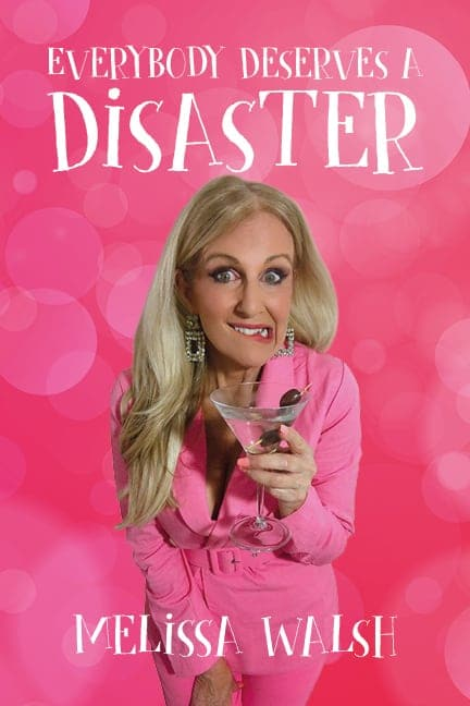 everybody deserves a disaster, book printing on demand melbourne, self publishing
