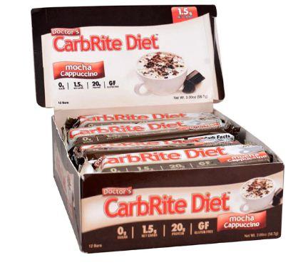 Universal Nutrition Doctor's CarbRite Diet bar