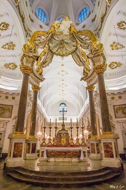 Église Saint Bruno les Chartreux - Blog In Lyon