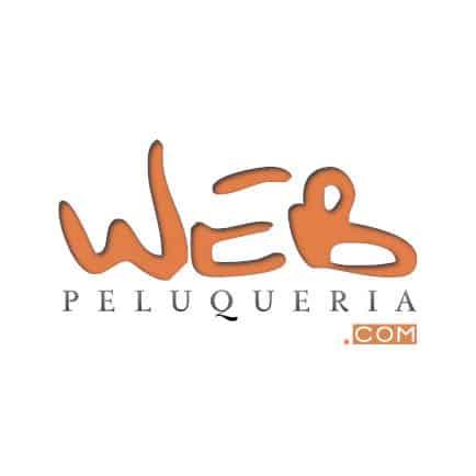 Logotipo web peluqueria