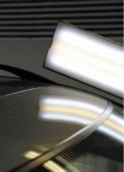 Smart Repair Stosstange beilackieren Metallic