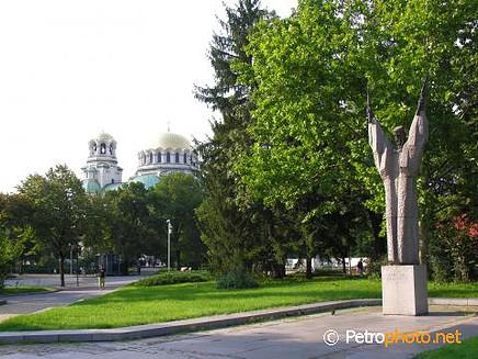 La capital de Bulgaria Sofía