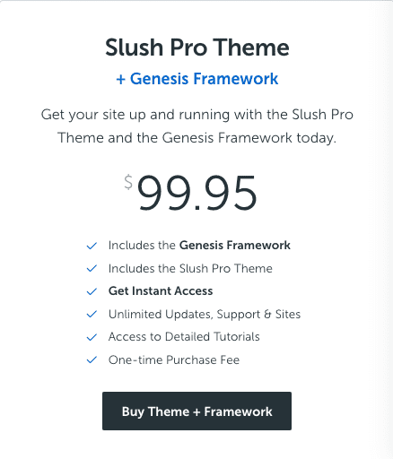 slush pro