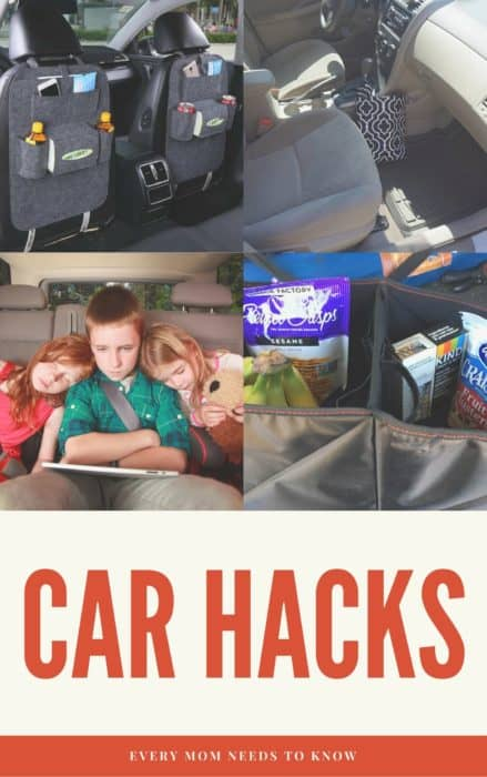 Car Hacks Every Mom Needs to Know