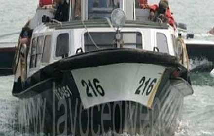 motoscafo avaria venezia XVE