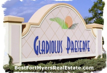 Gladiolus Preserve fort myers florida 33908
