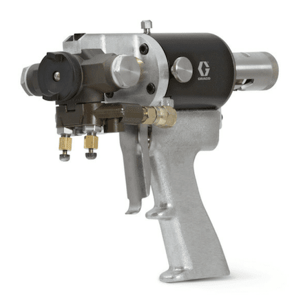 Graco GX7 - Spray EZ Spray Foam Guns - Spray Foam Insulation and Coating Equipment