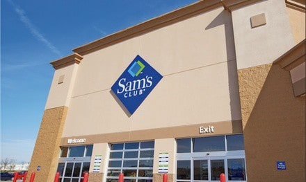 Sam's Club Membership with Free Merchandise, eGift Card and More (62% Off). Three Options Available.