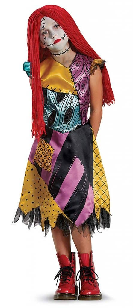 Nightmare Before Christmas Costumes sally