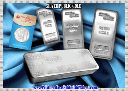 Pelaburan-Perak-Public-Gold 10 SEBAB BELI PERAK 2019 UNTUK PELABURAN SILVER