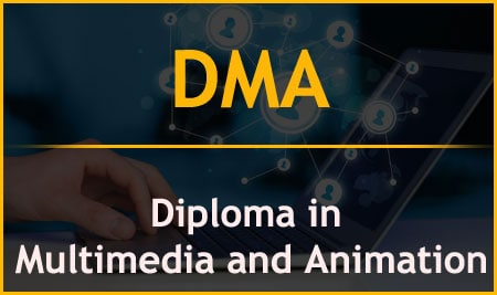 DMA – Diploma in Multimedia and Animation