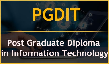 PGDIT – Post Graduate Diploma in Information Technology