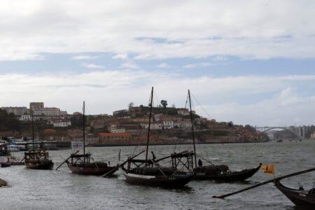 Portwein Boote